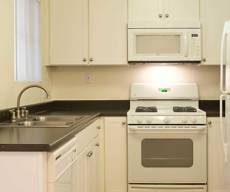 Kitchen, Oak Park Apartment Homes