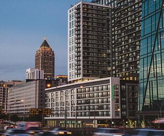 Building, Modera Midtown
