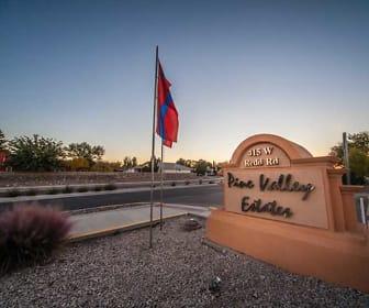 Pine Valley Estates, Howard Burnham Elementary School, El Paso, TX