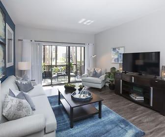 Living Room, Enclave at Lake Ellenor