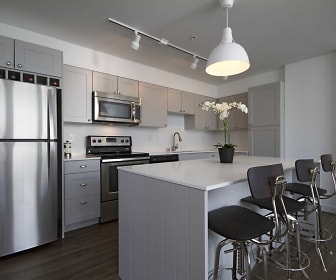 Kitchen, MKE Lofts