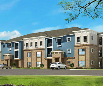 Rendering, Emli at Liberty Crossing Apartments