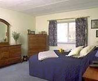 Bedroom, J.E. Furnished Apartments Quincy