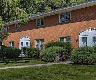 Apartment Heights, Virginia Tech, VA