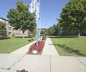Riverwood Court Apartments, Grafton, WI