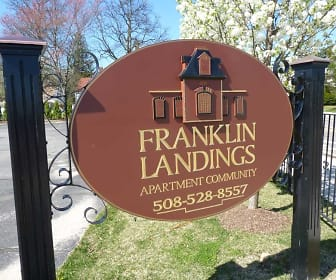 Community Entrance, Franklin Landings