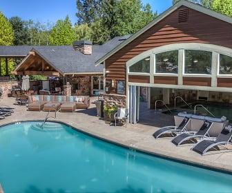 Pool, Preserve at Forbes Creek