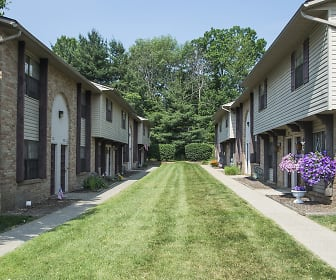 Building, Perry Hills Colony Apartments
