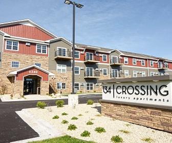 Community Signage, 134 Crossing