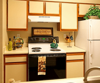 Kitchen, Live Oaks at Killearn