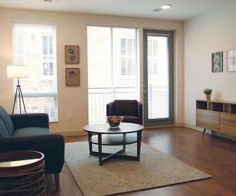 Living Room, The Edge