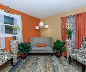 Coronado Apartments, Clinton, OK