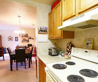 Kitchen, RedStone Place