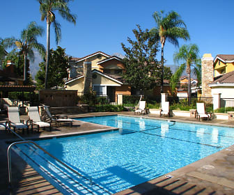 Country Club Villas & Terrace, Chaffey Community Day School, Ontario, CA