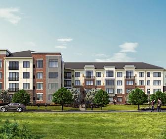 Building, Bay 151 Apartments