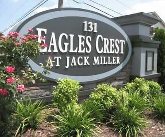 Community Signage, Eagles Crest at Jack Miller