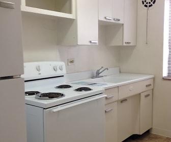 Kitchen, Castletone Apartments