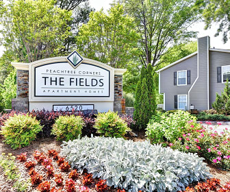 Community Signage, The Fields Peachtree Corners