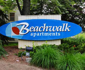 Community Signage, Beachwalk