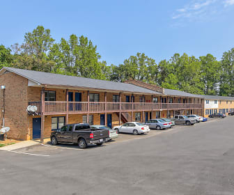 The Ridge Apartments, Spencer Mountain, NC