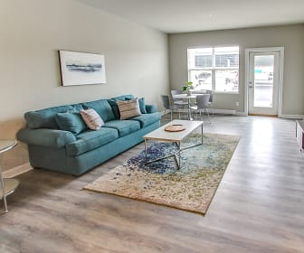 Living Room, Solara Luxury Living