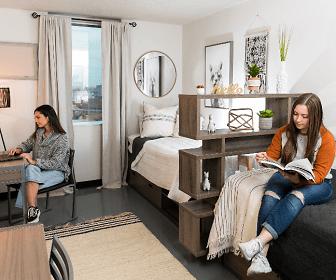 Dobie Twenty21 Student Spaces, Central Austin, Austin, TX