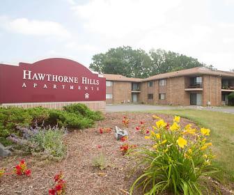 Community Signage, Hawthorne Hills