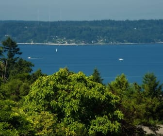 Alcove at Seahurst, Hamlin Robinson School, Seattle, WA