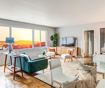 Parkmerced Apartments, West Portal, San Francisco, CA