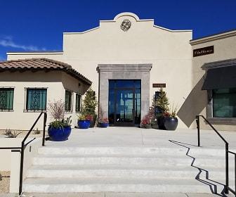 Building, Pecos Vista Apartments