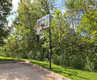 Basketball Court, Pomeroy Place Apartments