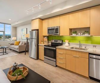Brio Apartments, Chinook Middle School, Bellevue, WA