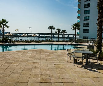 Pool, 241 Riverside Dr Unit 1605