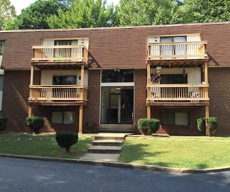 Hill Court Apartments, National College  Martinsville, VA