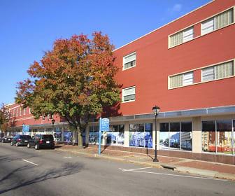 Montgomery Square Apartments, Southside, Portsmouth, VA