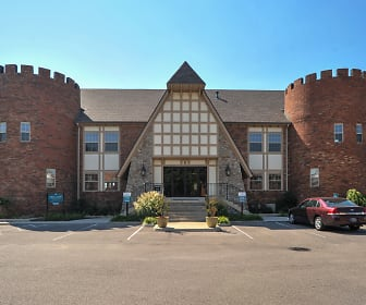 Abbey Court Apartments, Evansville East Side, Evansville, IN