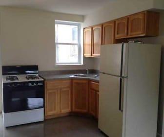Kitchen, Keystone Village and Penn Street Apartments