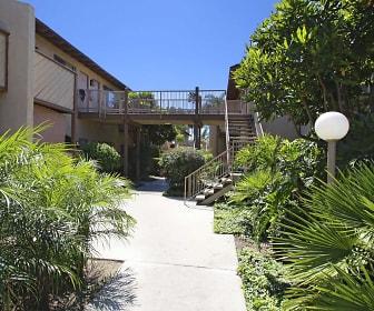 Lincoln Terrace, Evangelia University, CA