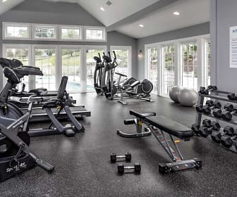 Fitness Weight Room, Summit at Mill Ridge