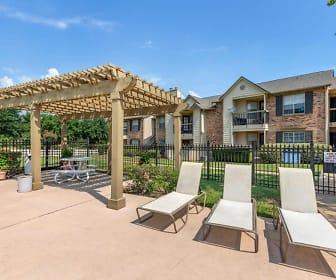 Pool, Cinnamon Park Apartments