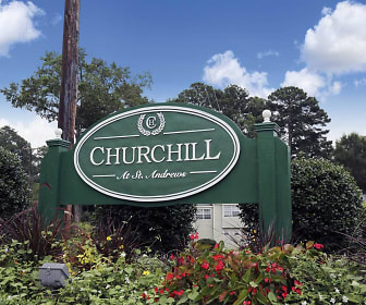Churchill At St. Andrews, West Columbia, SC