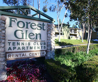 Forest Glen, Escondido Charter High School, Escondido, CA