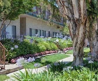 On 7th Apartment Homes, Claremont Graduate University, CA