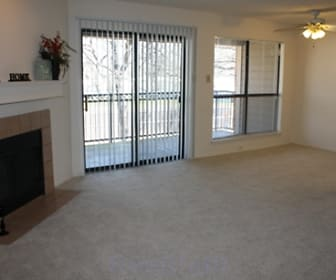 Living Room, Timberline Condominiums