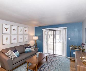 Living Room, Aqua 16