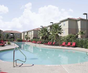 Pool, The Verge