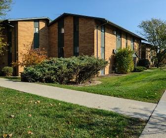 Wyndham Hill Apartments, Douglas J Aveda Institute  Ann Arbor, MI