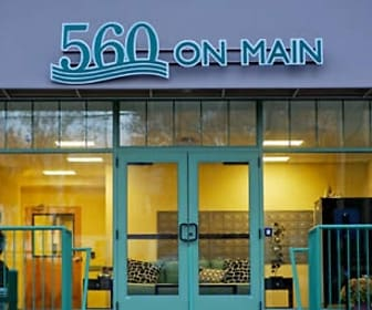 560 On Main, Eastern Connecticut State University, CT