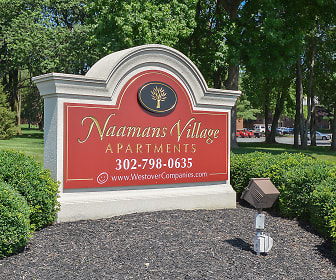 Naamans Village Apartments, Harris School, DE
