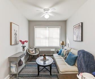 Living Room, The Hub on Morrell